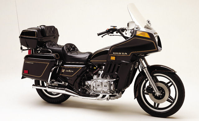 Honda GL1000 Gold Wing 1980 #7