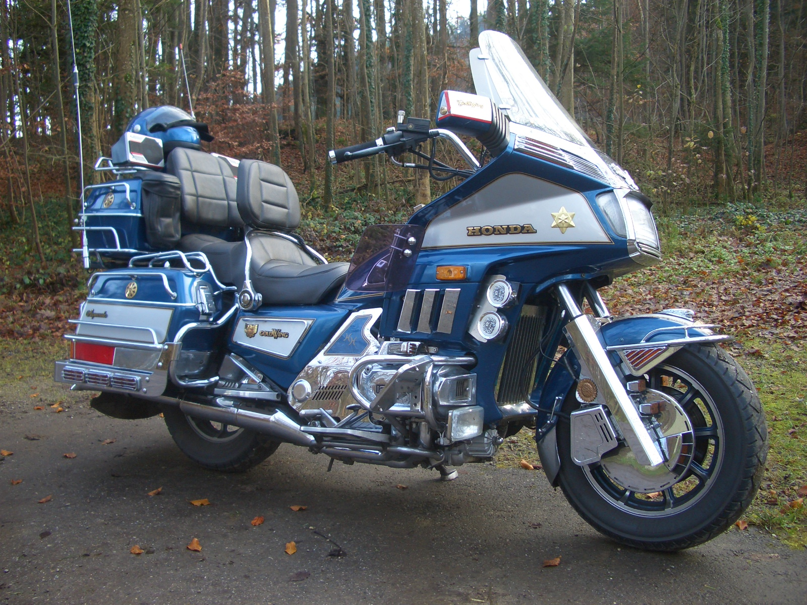 Honda GL1000 Gold Wing 1981 #13
