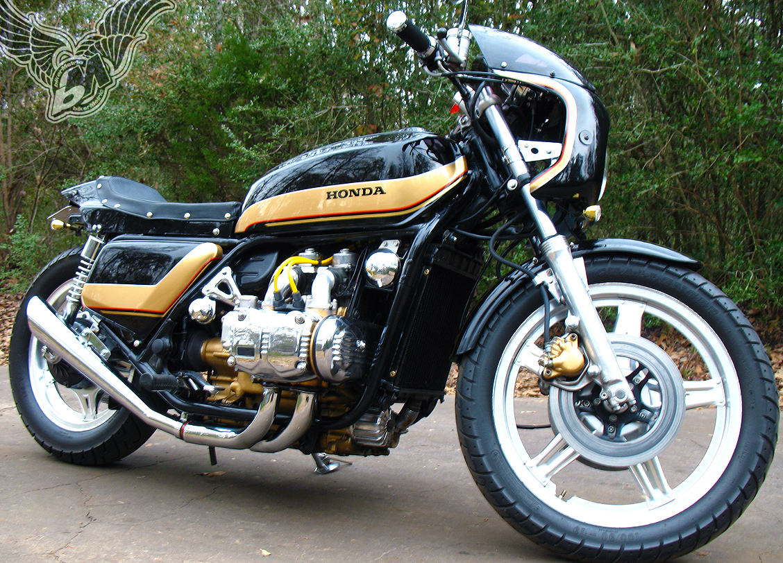 Honda GL1000 Gold Wing 1981 #3