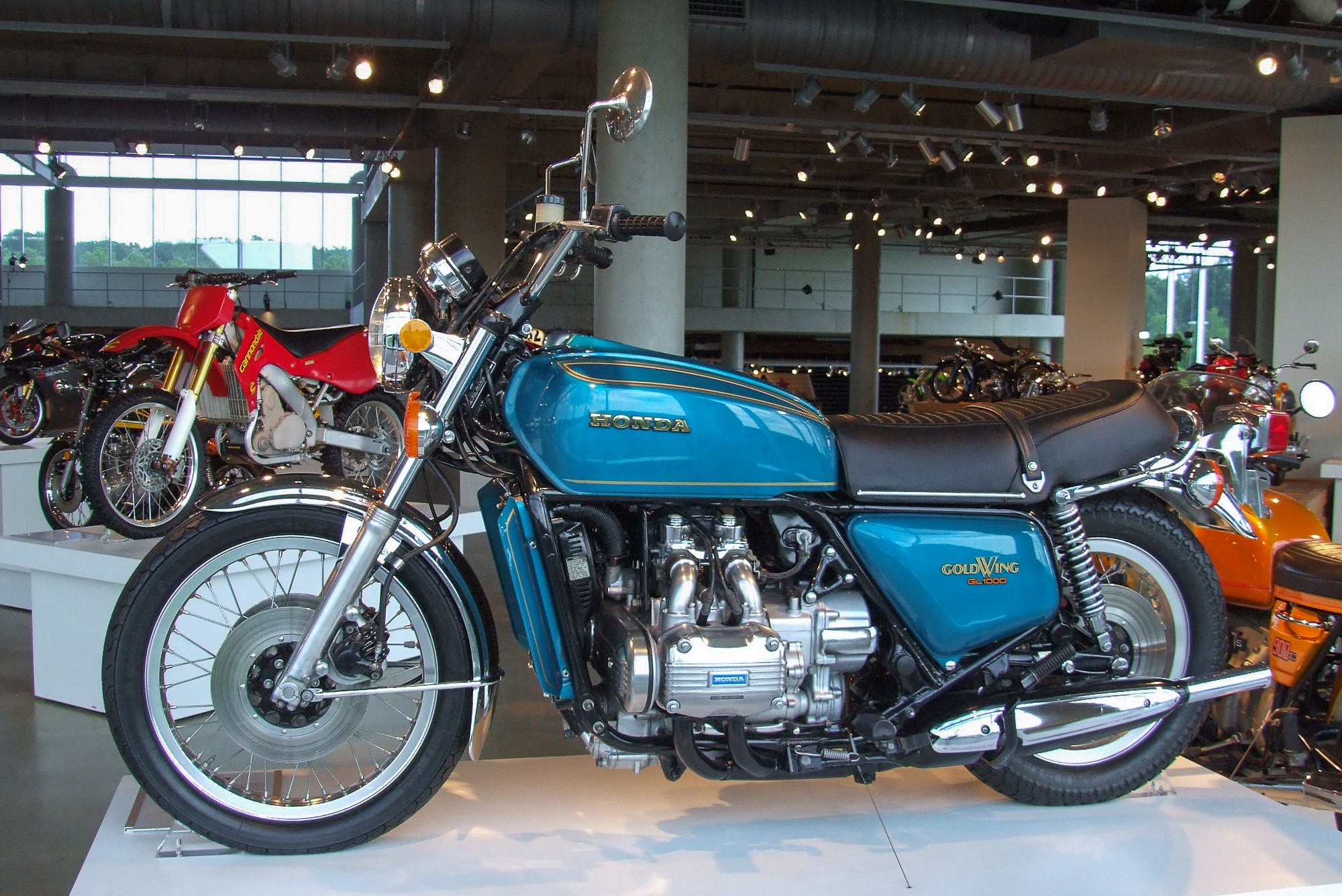 Honda GL1000 Gold Wing 1981 #9