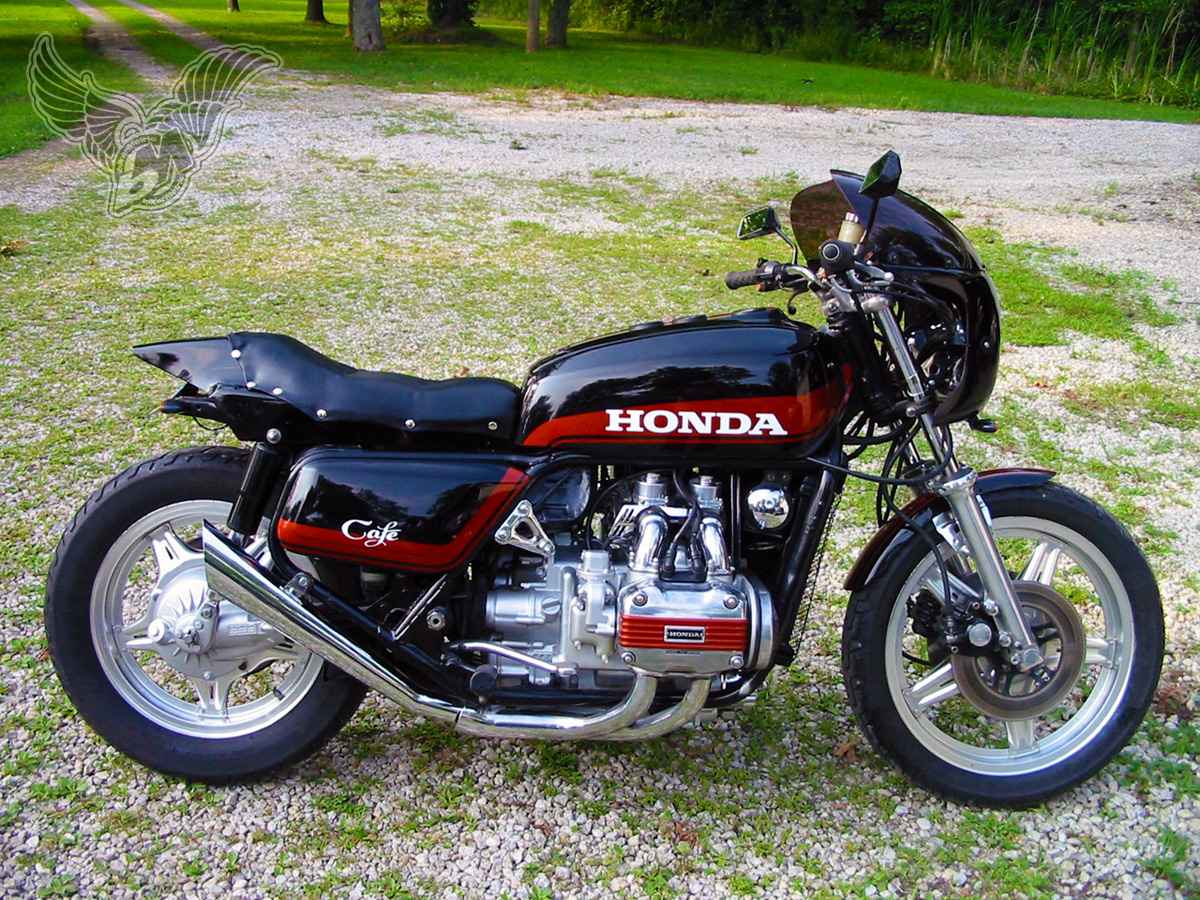 Honda GL1000 Gold Wing 1982 #4