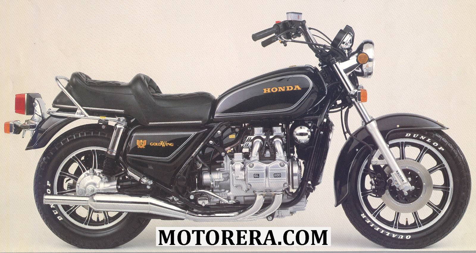 Honda GL1000 Gold Wing Interstate 1981 #10