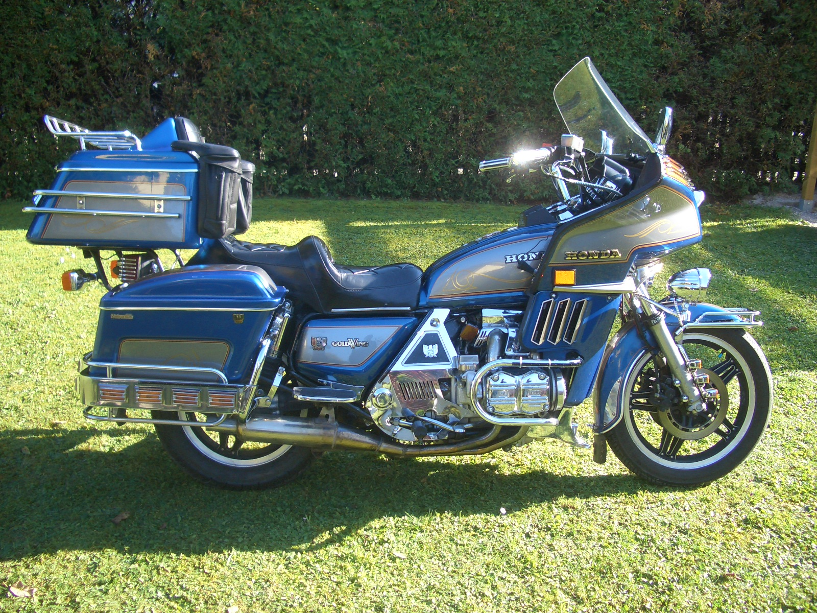Honda GL1000 Gold Wing Interstate 1981 #2