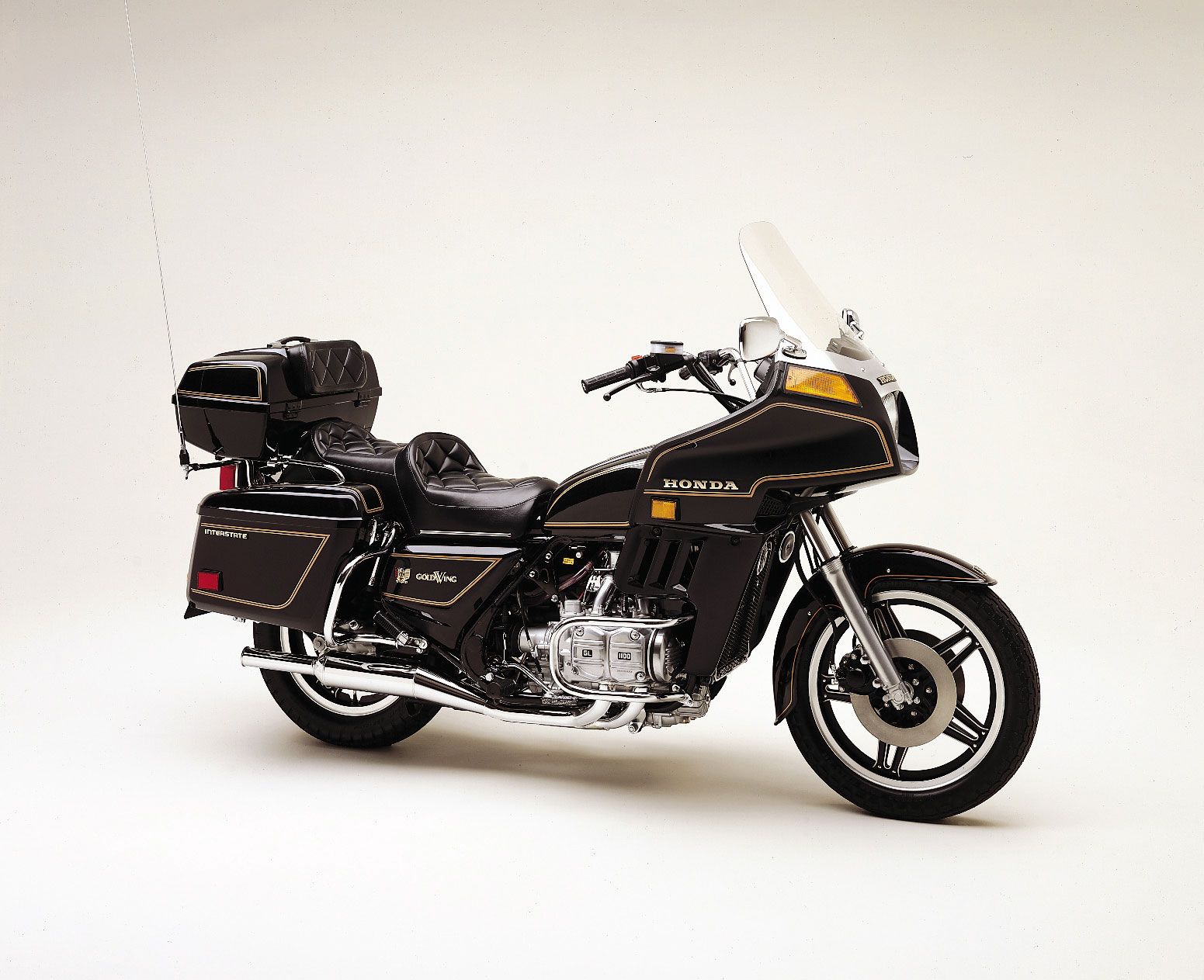 Honda GL1000 Gold Wing Interstate 1981 #5