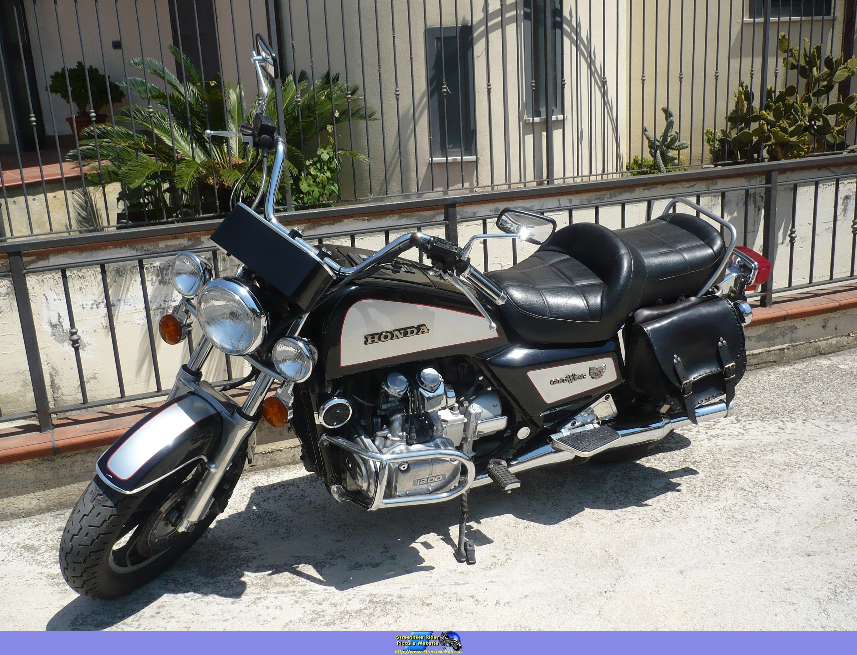 Honda GL1200DX Gold Wing #13