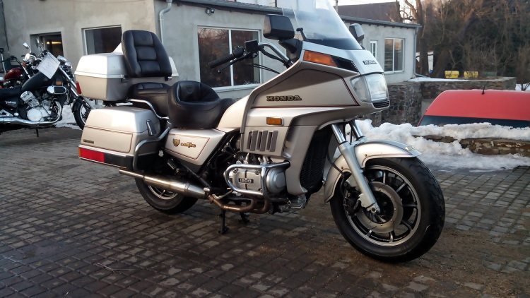 Honda GL1200DX Gold Wing #4