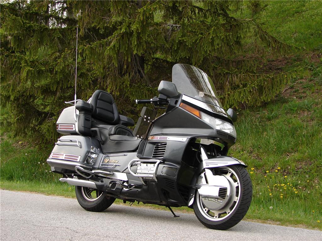1988 honda gl1500 6 gold wing moto zombdrive com. Black Bedroom Furniture Sets. Home Design Ideas