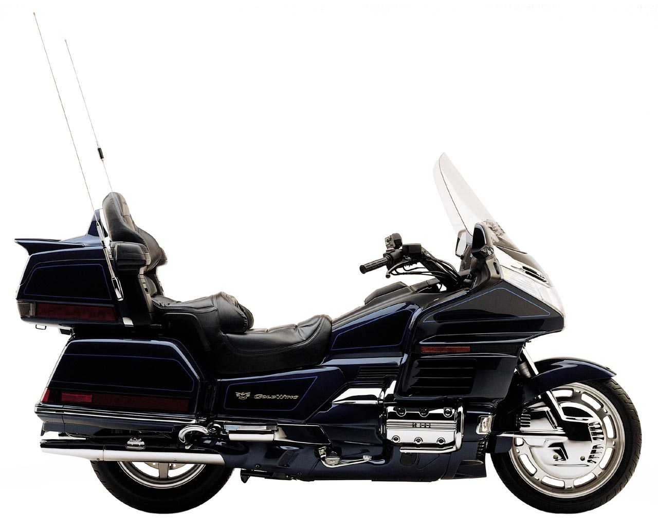 Honda GL1500/6 Gold Wing 1991 #3
