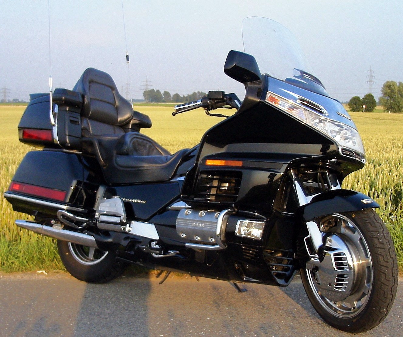 Honda GL1500/6 Gold Wing 1991 #4