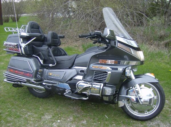 Honda GL1500/6 Gold Wing 1991 #6