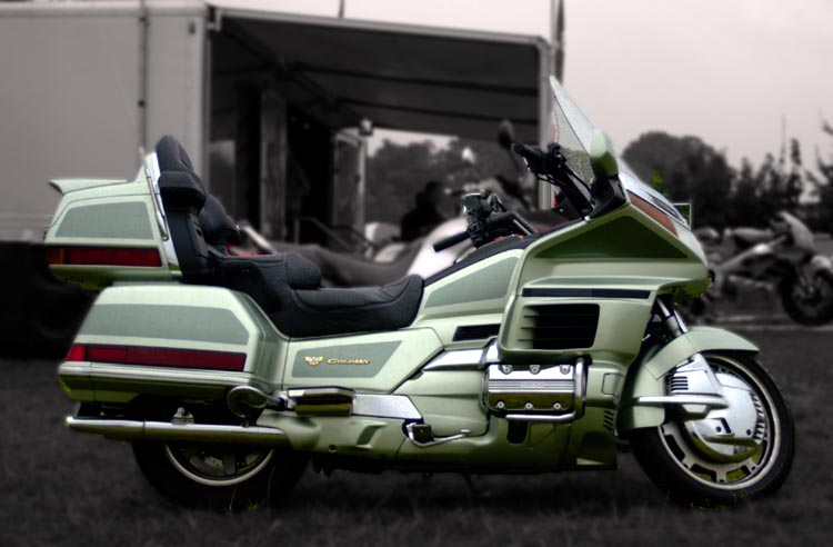 Honda GL1500/6 Gold Wing 1991 #8