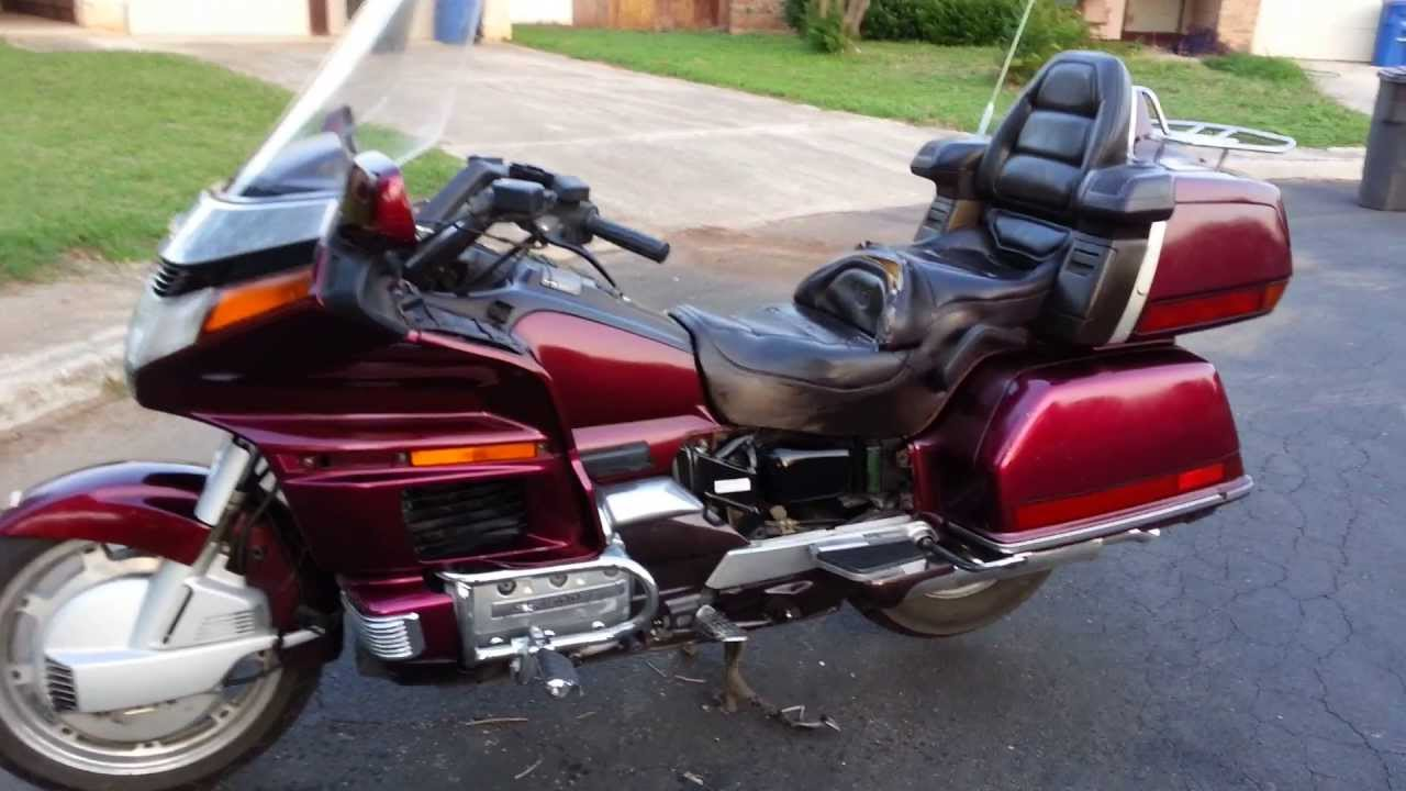 Honda GL1500/6 Gold Wing 1991 #9