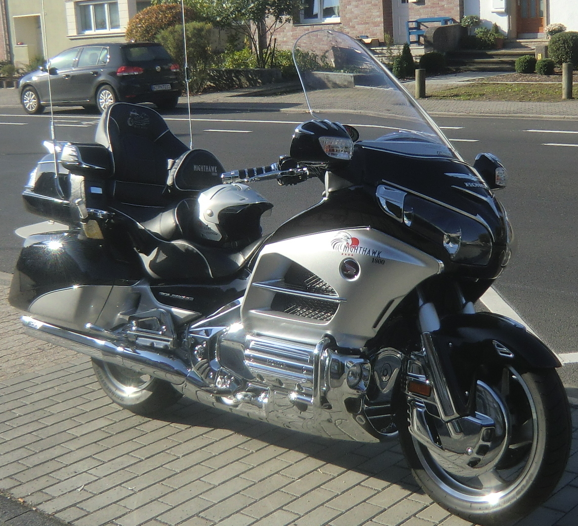 Honda GL1800 Gold Wing 2012 #9