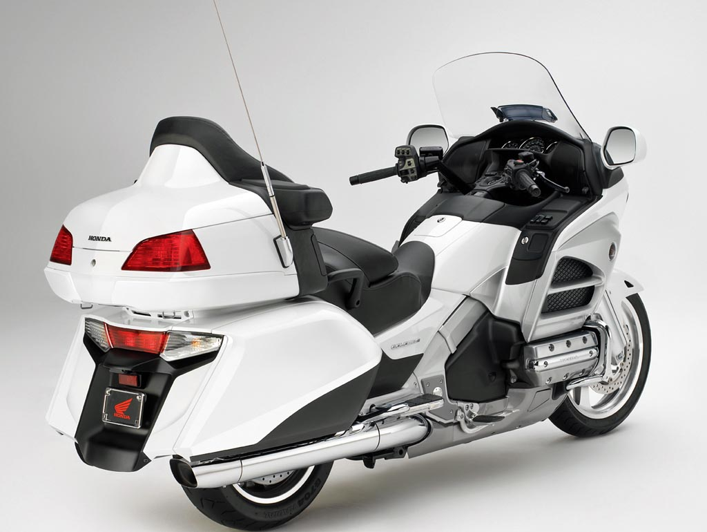 Honda GL1800 Gold Wing 2012 #10