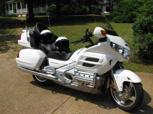 Honda GL1800 Gold Wing ABS 2004 #9