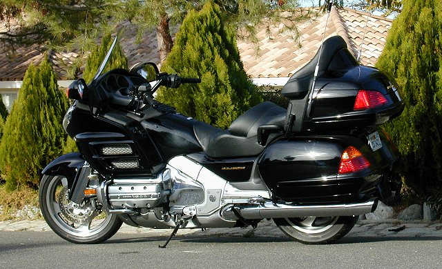 Honda GL1800 Gold Wing ABS 2004 #5