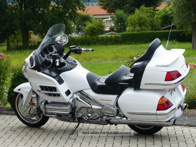 Honda GL1800 Gold Wing ABS 2004 #6