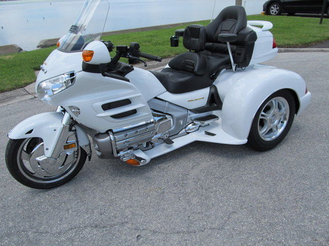 Honda GL1800 Gold Wing ABS 2004 #8