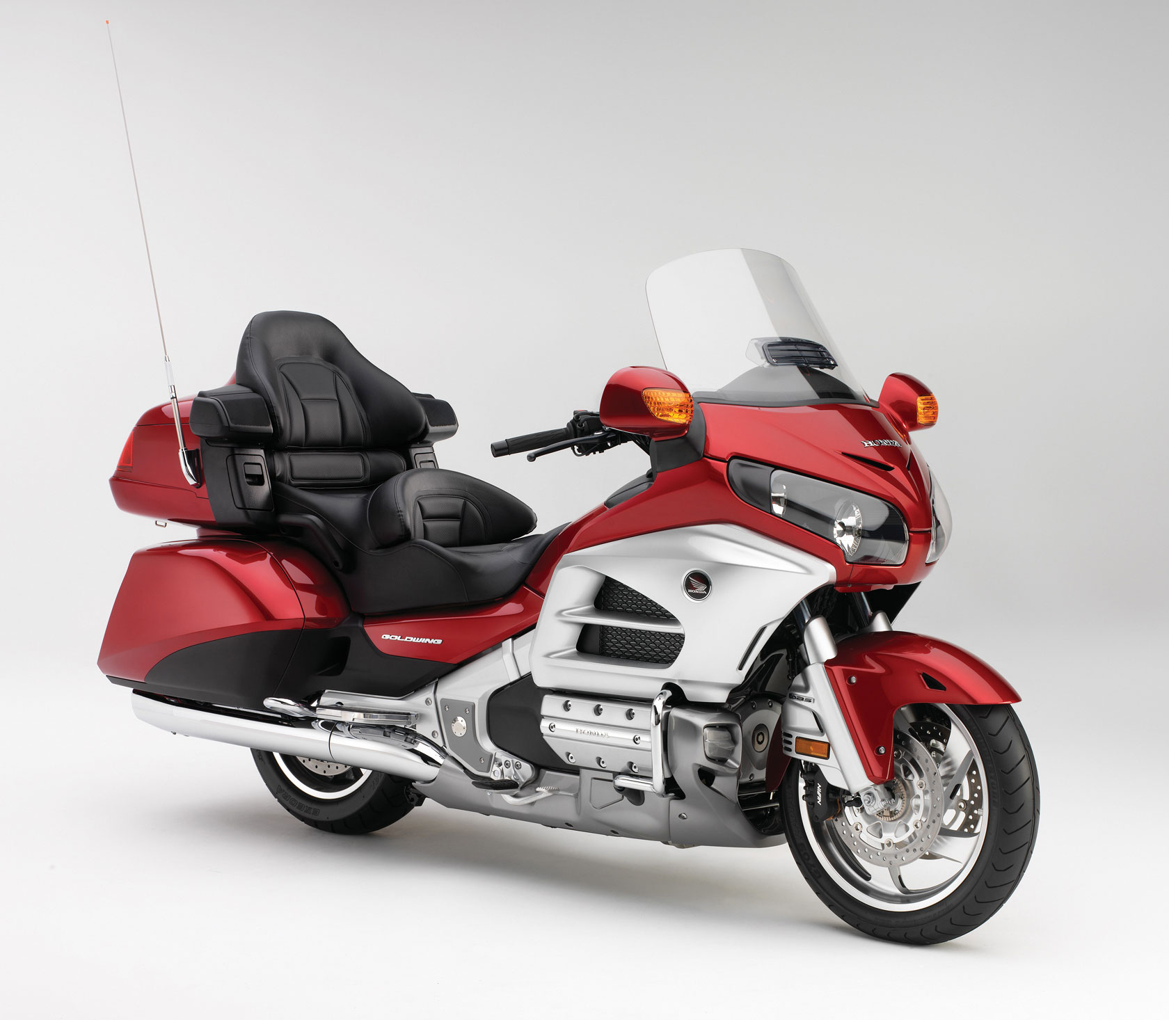 Honda Gold Wing Airbag 2009 #6