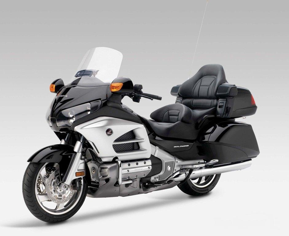 2013 Honda Gold Wing Airbag #3