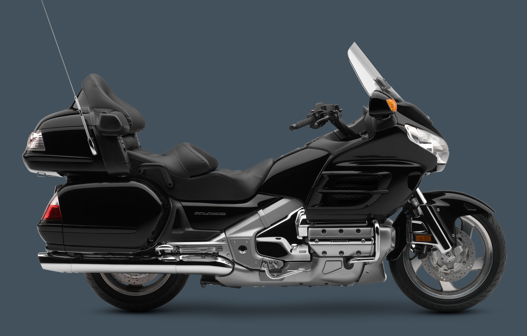 Honda Gold Wing Audio/Comfort 2013 #9