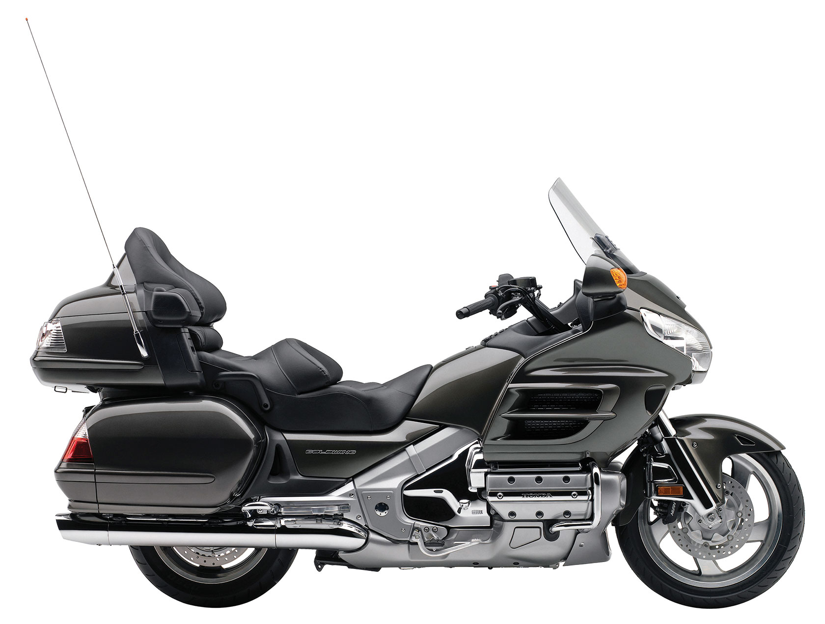 Honda Gold Wing Audio/Comfort 2013 #12