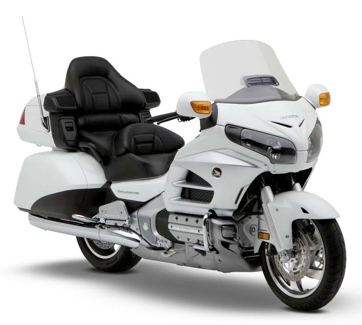 Honda Gold Wing Audio/Comfort 2013 #5