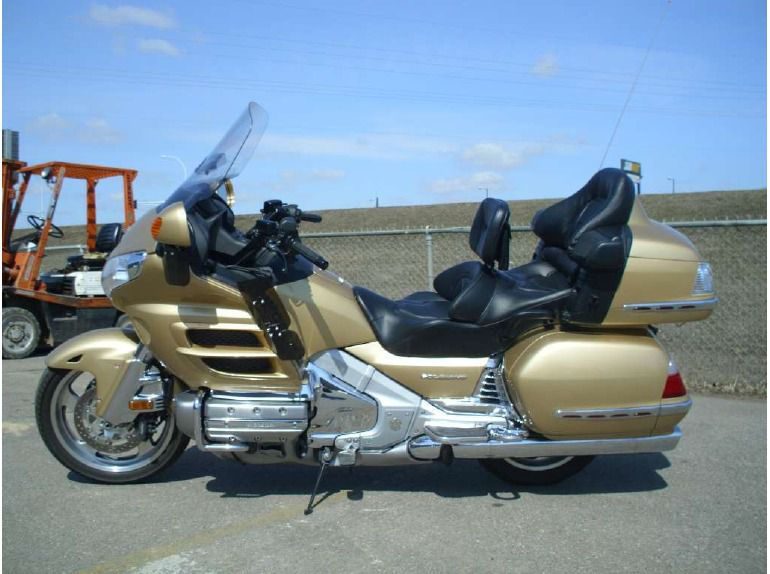 Wing Gold >> 2006 HONDA GOLD WING AUDIO/COMFORT/NAVI/ABS - Image #8