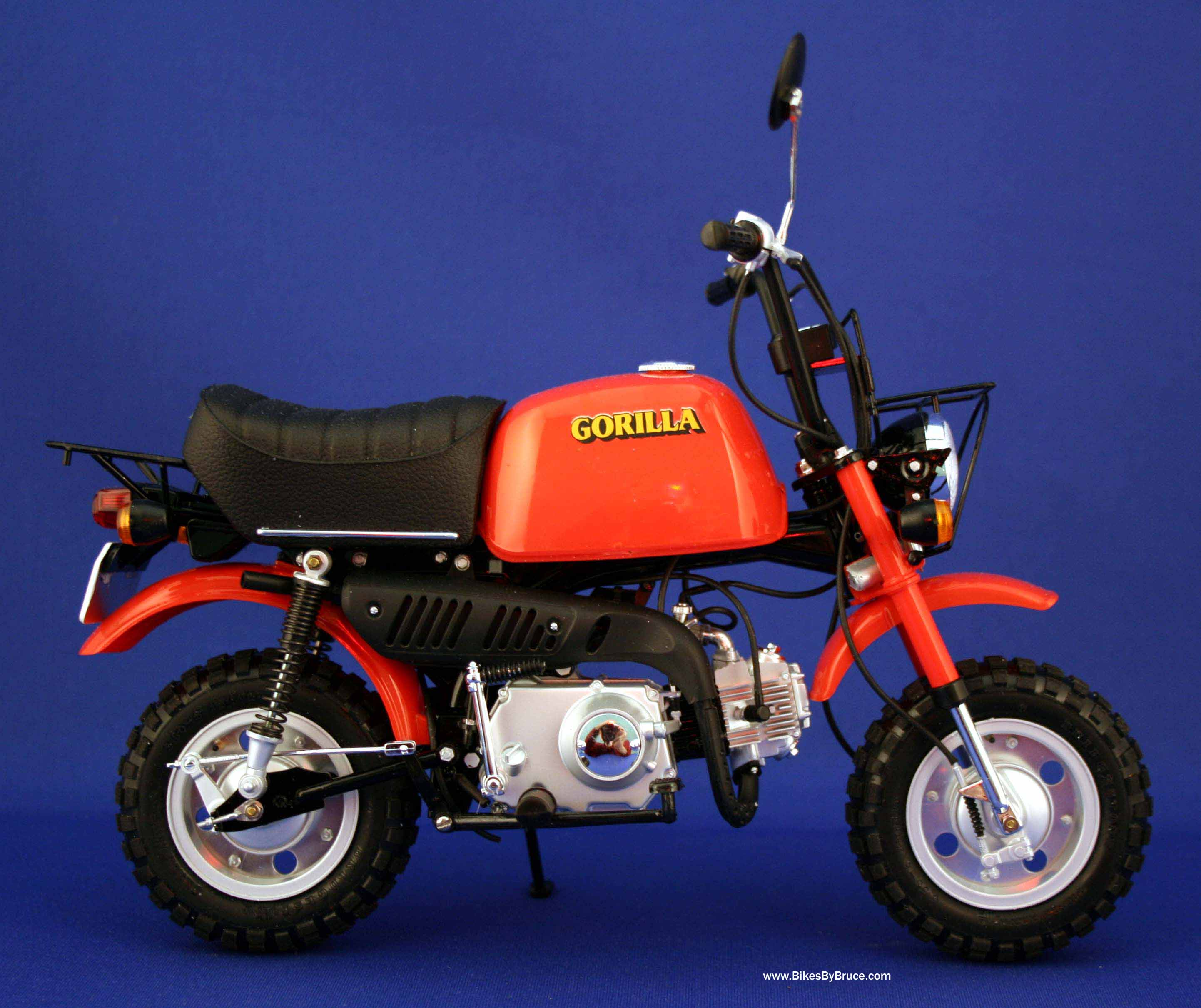 Image Result For Honda Monkey A