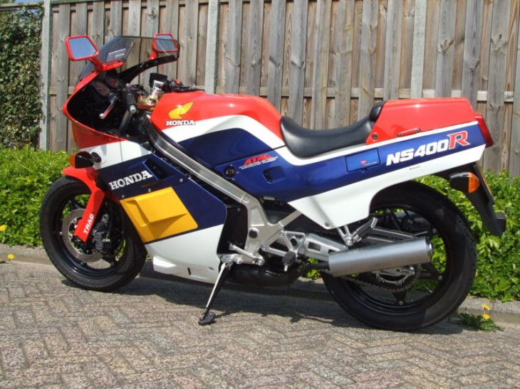honda nsr 400 for - photo #40