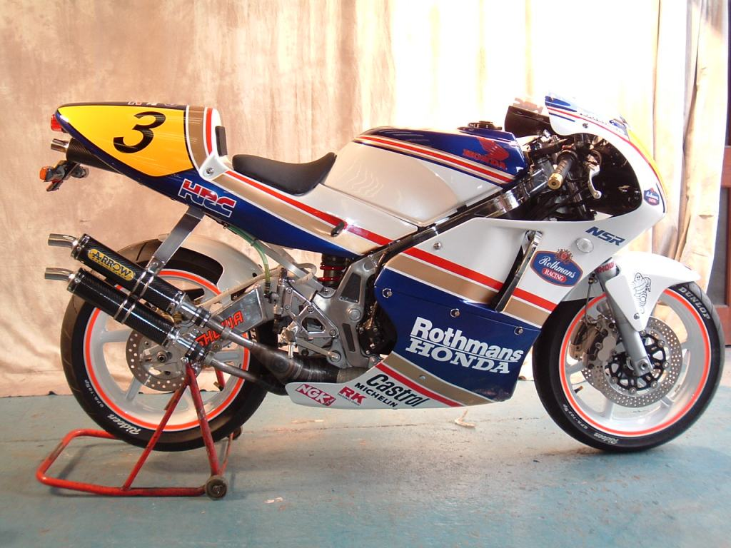 honda nsr 400 for - photo #29