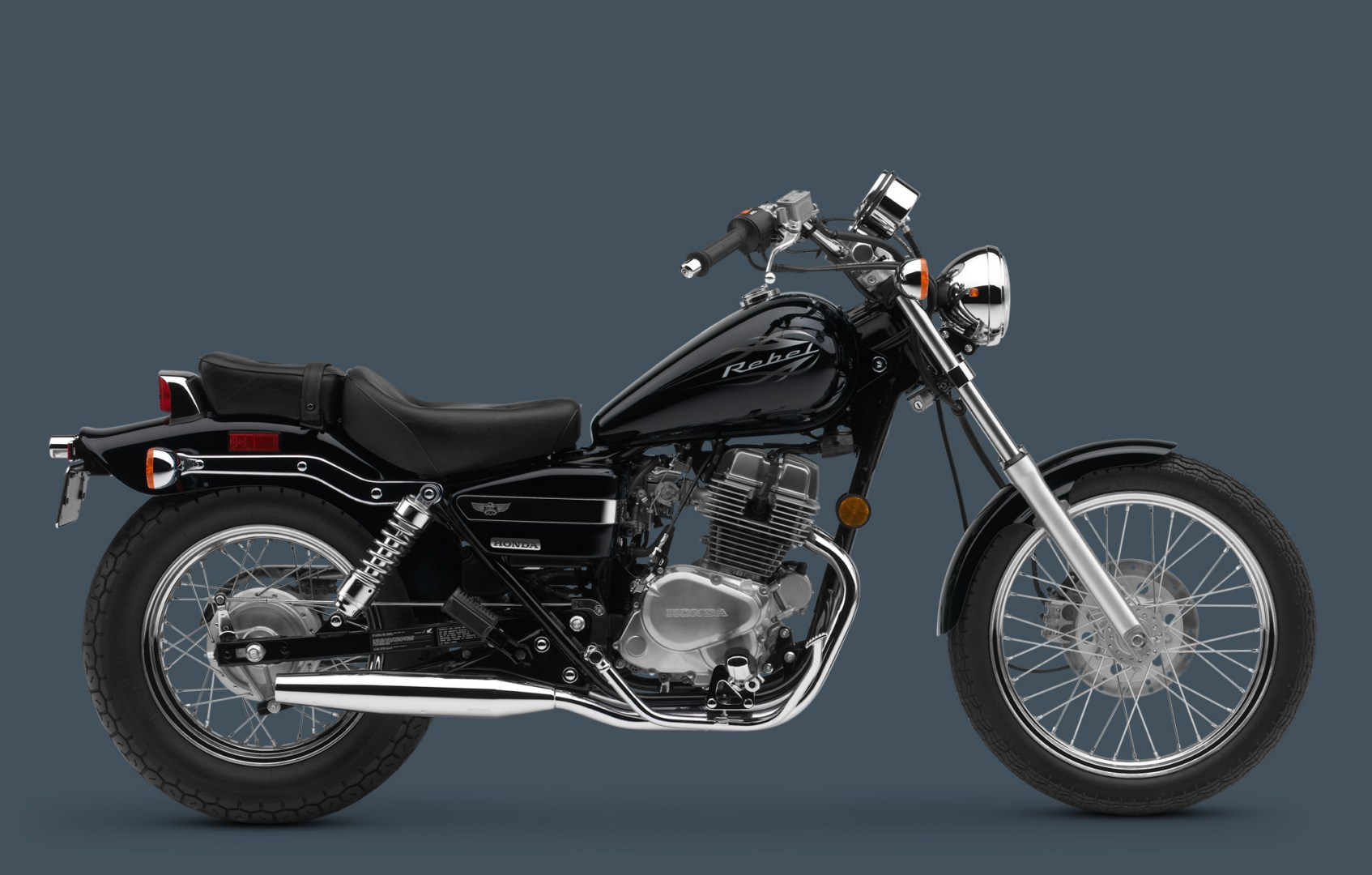 Honda Rebel 2013 #1
