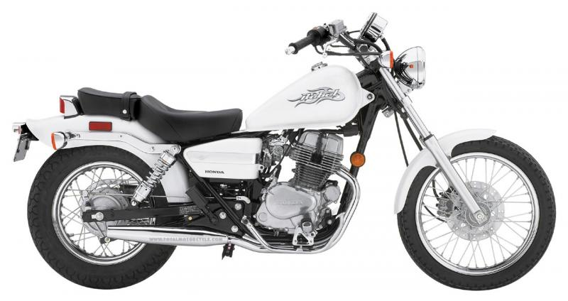Honda Rebel 2013 #10