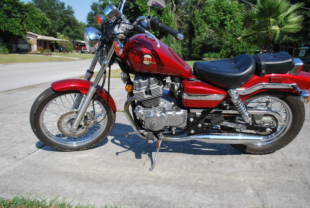 Honda Rebel 250 2002 #1