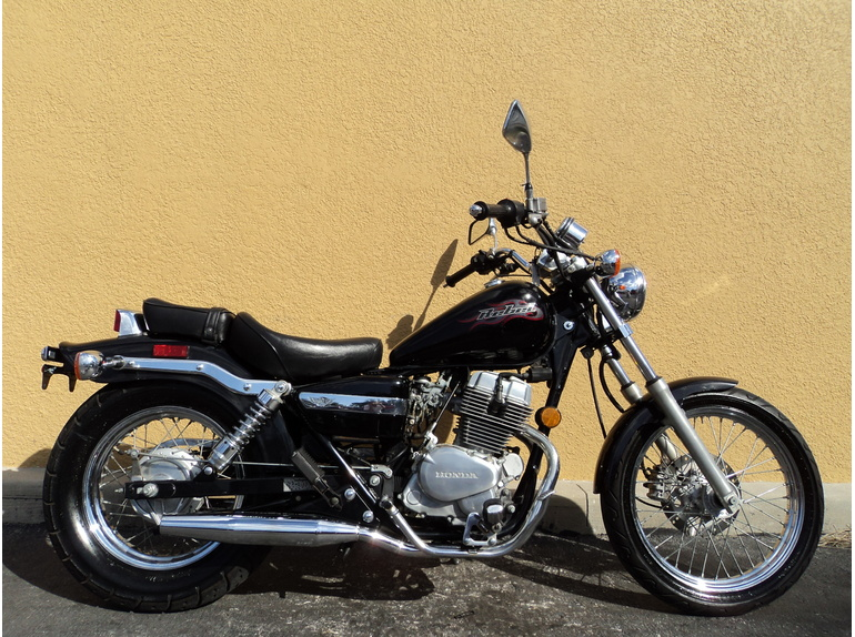 Honda Rebel 250 2002 #12
