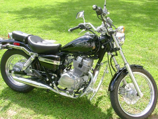 Honda Rebel 250 2002 #13