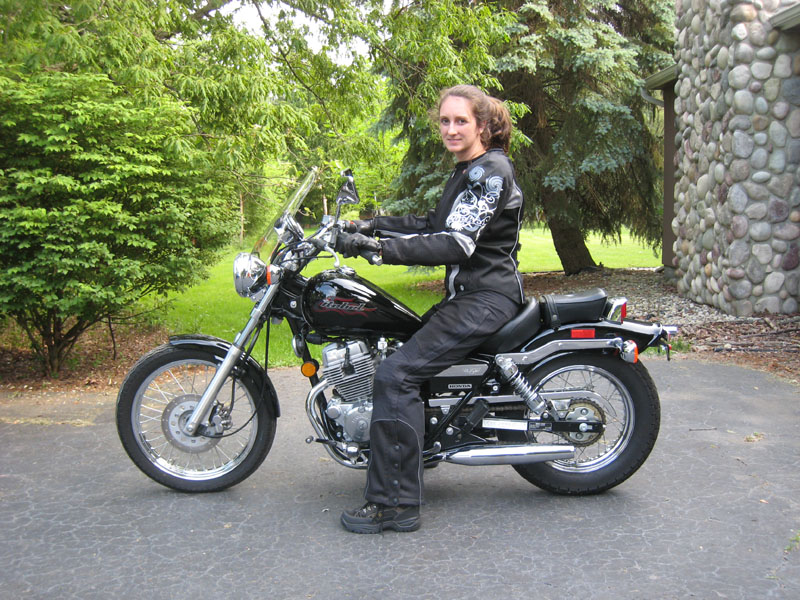 Honda Rebel 250 2002 #8