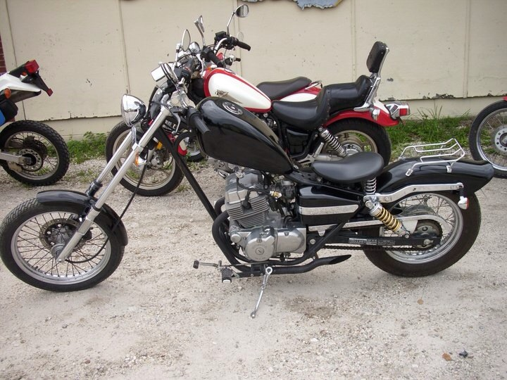 Honda Rebel 250 ED/Rebel 250 G 2000 #14