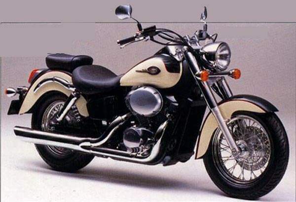 ... Honda Shadow 750 C ABS #13