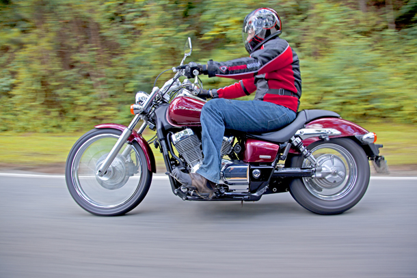 Honda Shadow 750 C-ABS 2010 #10