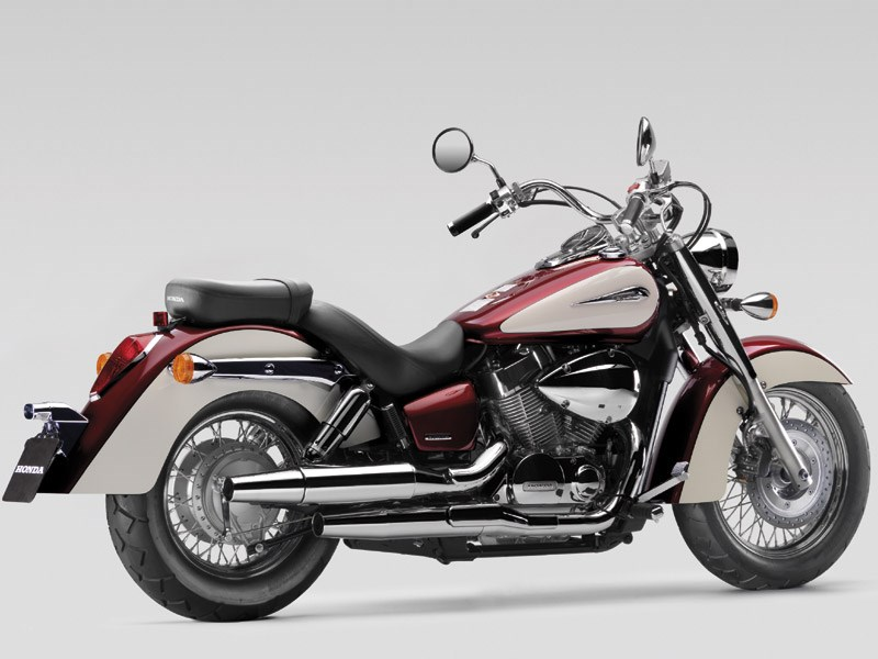 Honda Shadow 750 C-ABS 2010 #12