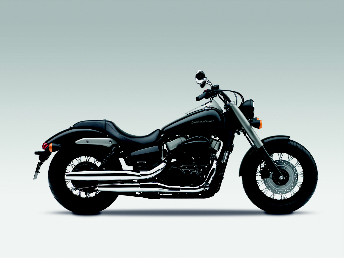 Honda Shadow 750 C-ABS 2010 #6
