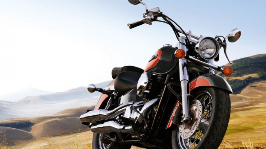 Honda Shadow 750 C-ABS 2010 #8
