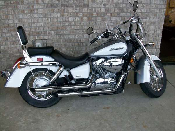 Honda Shadow Aero 2007 #13