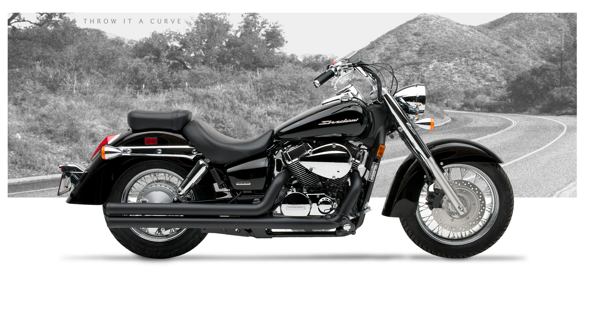 Honda Shadow Aero 2007 #3