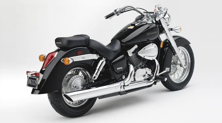 Honda Shadow Aero 2007 #4