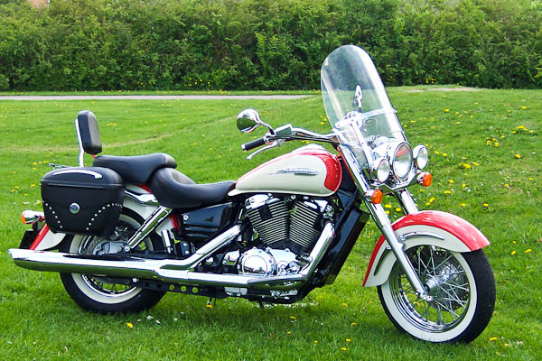 Honda Shadow Aero 2011 #12