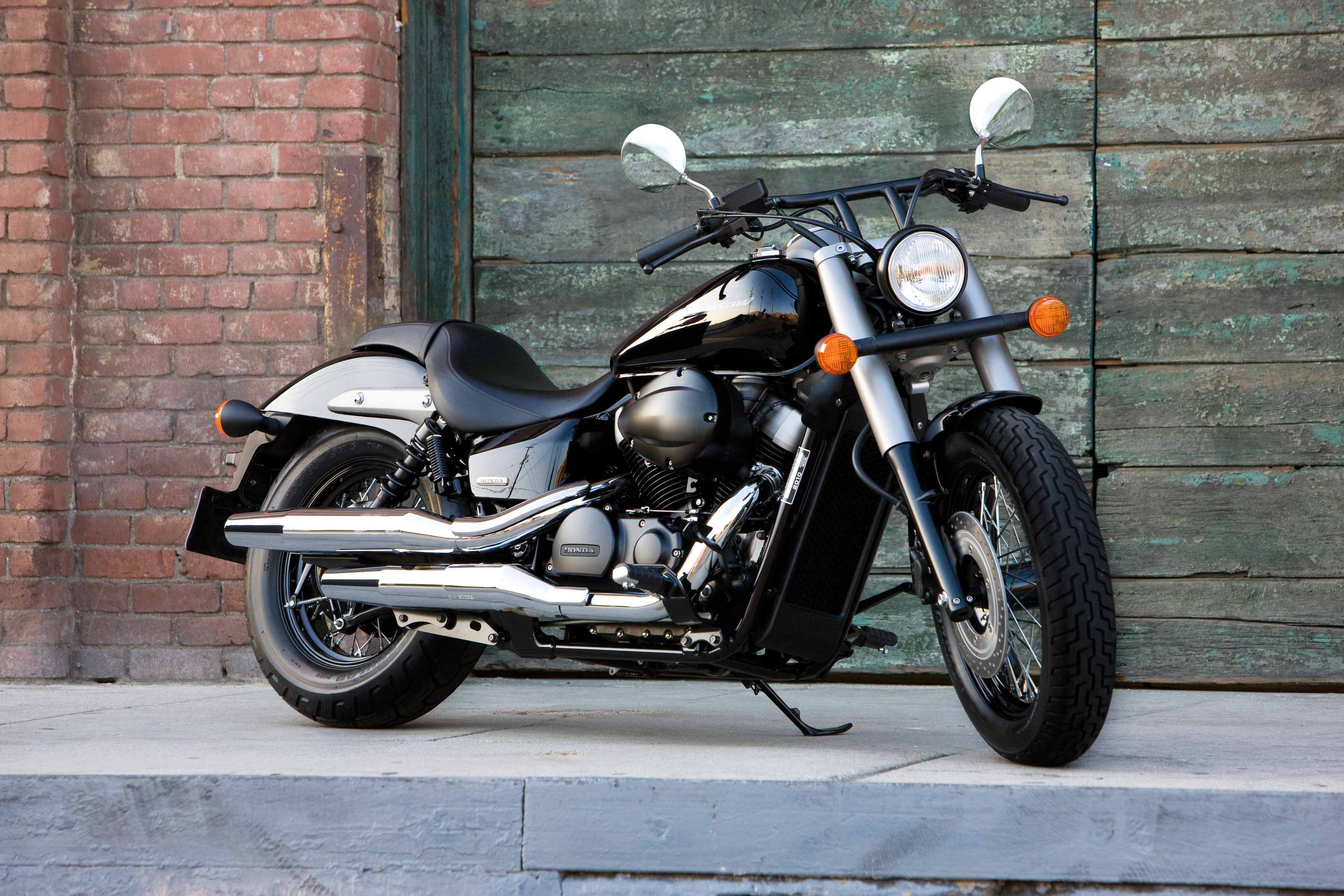 Honda Shadow Aero 2011 #3