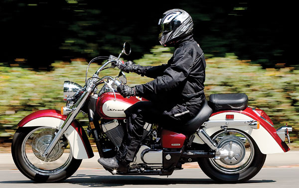 Honda Shadow Aero 2011 #7