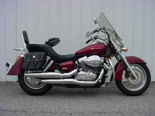 Honda Shadow Aero 2011 #9
